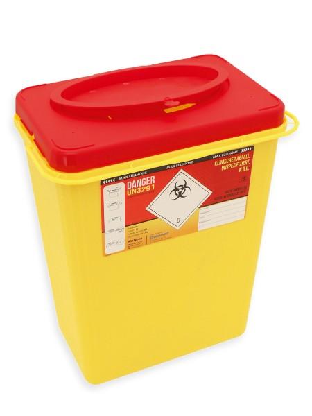 ratiomed Safe-Box Kanülenabwurfbehälter 11-72