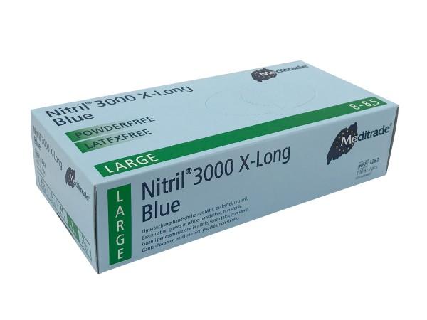 Nitril 3000 X-Long 10-56-Größe
