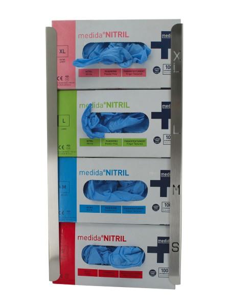 Handschuhboxhalter für 4 Größen