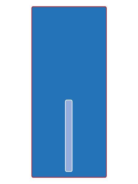 Vakuummatratze mit Beinstabilisierung 08-7482