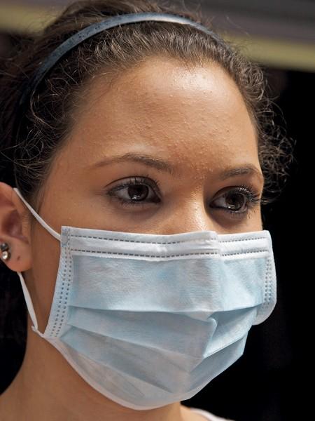 Mundschutz mit Nasenbügel 09-14
