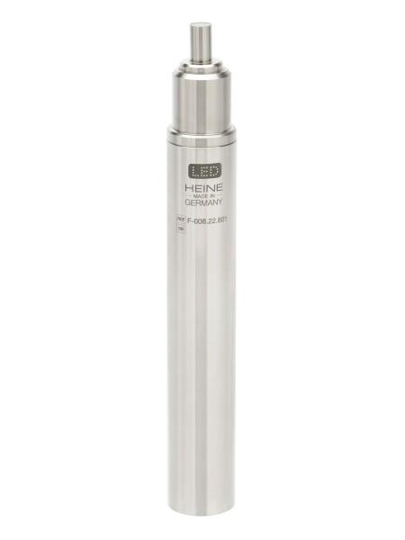 Heine F.O. LED kleiner Griff: Batterieeinschub