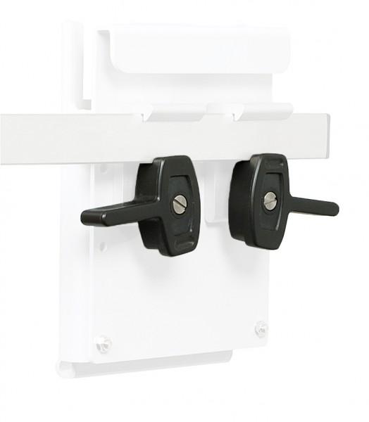 WEINMANN ACCUVAC Anbauset Geräteschiene Adapter WM15805