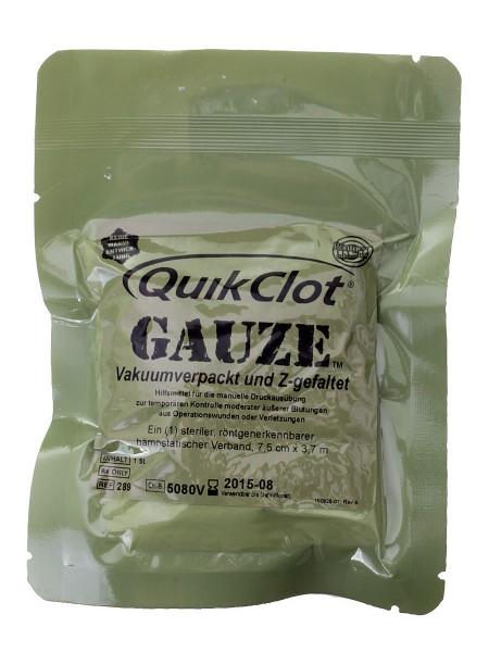 QuikClot Z-Folded Gauze 40-163