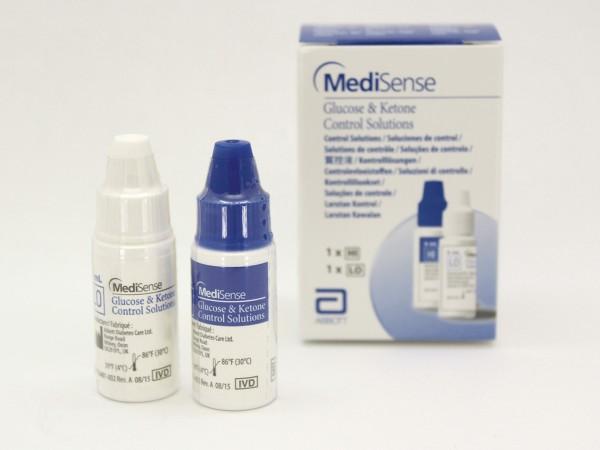 medisense Blutzucker-Kontrolllösung 30-11