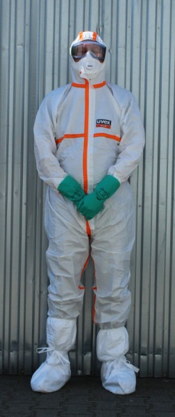 Infektionsschut-Set UVEX safe