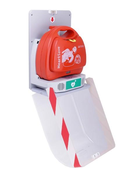 Wandschrank AED SaveBox inkl. Magnetschloss 79-726